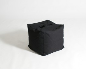Hocker Allure Black | Captain Jack