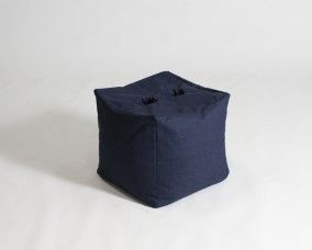 Hocker Allure Blue | Captain Jack